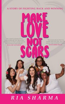 Make Love Not Scars book