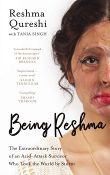 Being Reshma book